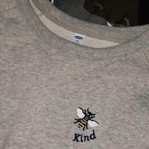 "Old Navy Tops - ""Be Kind"" old navy  crew neck"